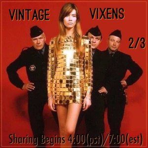 MONDAY 2/3 Vintage Vixens Sign Up Sheet
